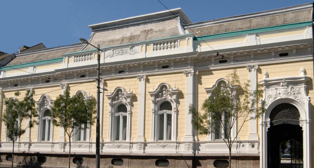 Krsmanovićeva kuća na Terazijama