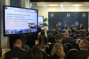 Panel 4 - Mission Leadership Training